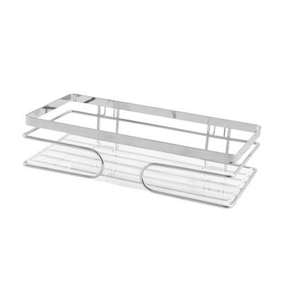 Решетъчен Рафт За Баня Хром AWD02081420