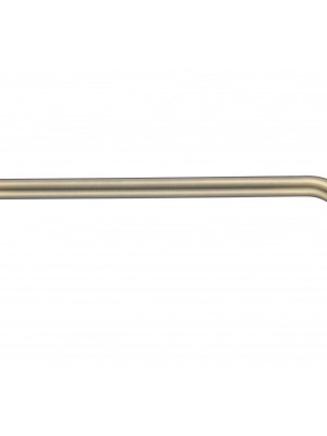 Рамо за вграден душ стенно ICH2109BR старо злато