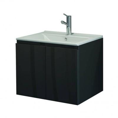 Шкаф за баня висящ Line 65см цветен 2 врати