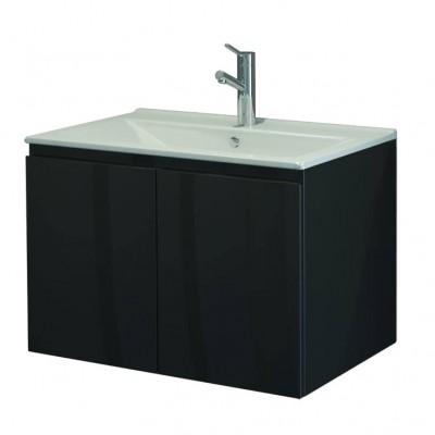 Шкаф за баня висящ Line 75см цветен 2 врати