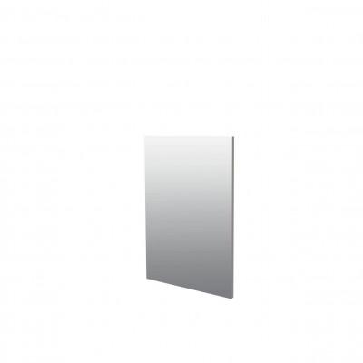 Огледало Lyra с Пвс рамка 45см бяло