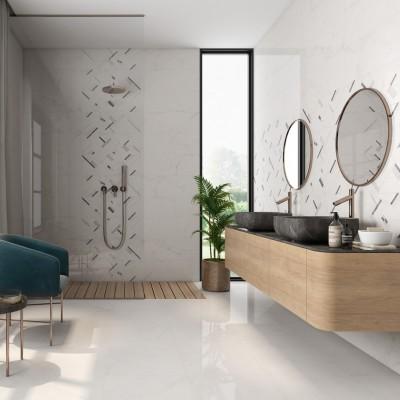 Плочки за баня Cesano 25x70
