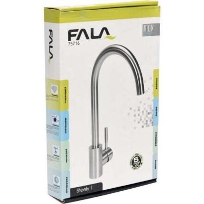 Смесител за кухня Fala Steely 1 75716 хром мат
