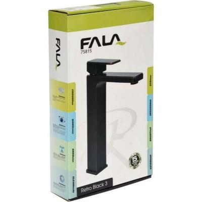 Смесител за мивка Fala Retro Black HI 3 75815 черен мат