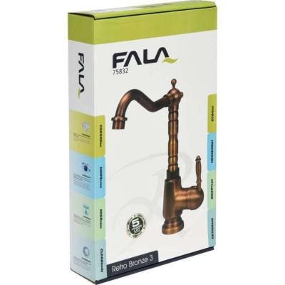 Смесител за кухня Fala Retro bronze 3 75832 старо злато