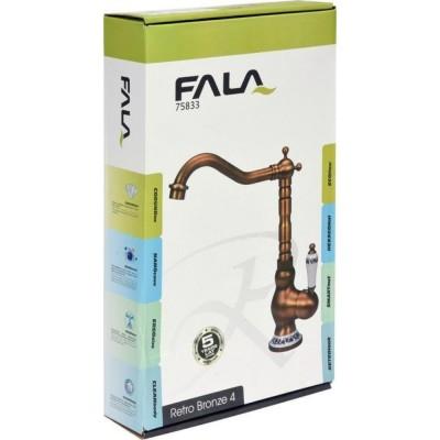 Смесител за кухня Fala Retro bronze 4 75833 старо злато