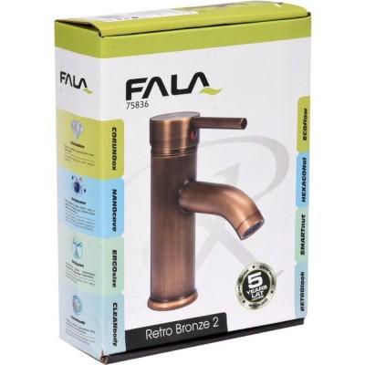 Смесител за мивка Fala Retro Bronze 2 75836 старо злато