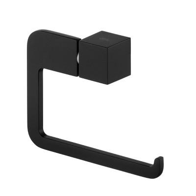Поставка за тоал.хартия без капак Futura черен мат 71102963