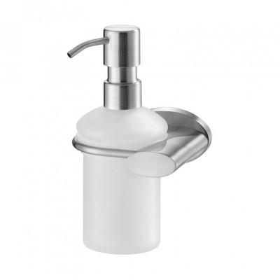 Дозатор за течен сапун Side хром мат 71103120
