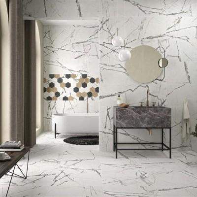 Гранитогрес Lagom white 60x60