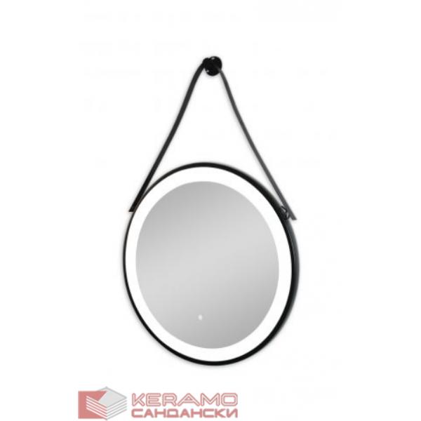 Огледало ZI312 черен мат