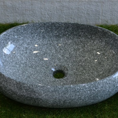 Мивка порцеланова ICB 854 Gray