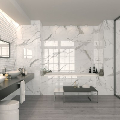 Плочки за баня Statuario 30X90