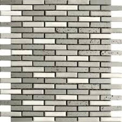Мозайки Cross White Muretto Mosaico 30x30
