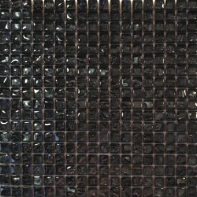 Мозайка Malla metalis dark 30x30