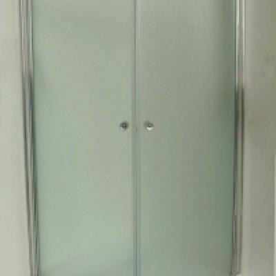 Овална душ кабина Размер: 90х90х185см