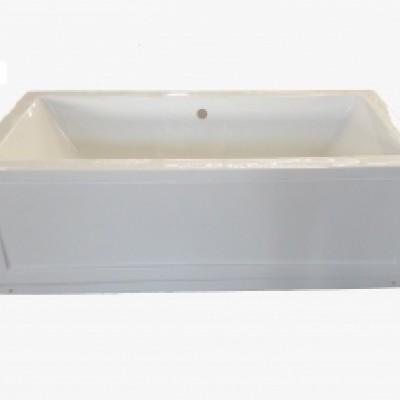 Правоъгълна вана ICSH1700 170х70х52 см