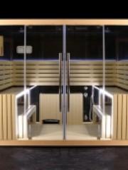 Сауна Парна баня размер: 265х160х215см