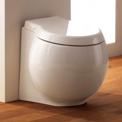 Тоалетна Чиния Стояща Planet 8401/8108А Бяла