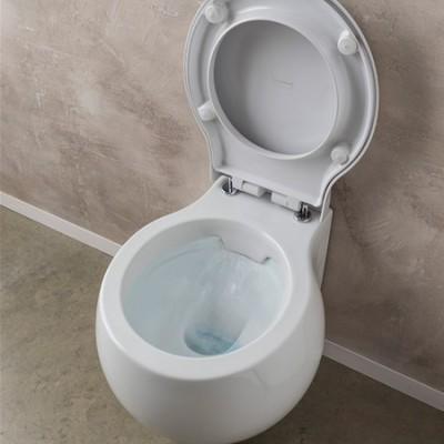 Тоалетна Чиния Висяща Planet 8105CL / 8110B Седалка Плавно Бяла
