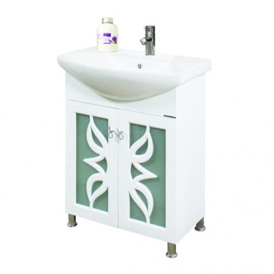 Шкаф за баня Лоли 650 мм