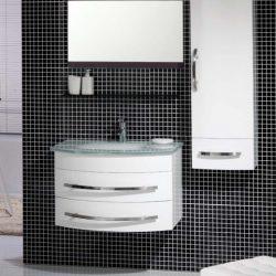 Шкаф за баня Pure white  ICP0853