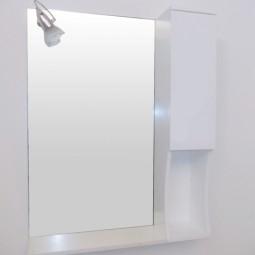 Шкаф за баня огледален ICMC 1060-75V
