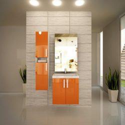 Шкаф за баня SOLO 150 SO3002D