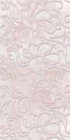 Плочки за баня Selena розова lace 25 x 50