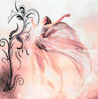 Плочки за баня Selena розова Magic girl 50 x 50