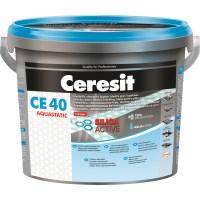 фугираща смес за фуги с ширина до 8 mm CE 40 Aquastatic