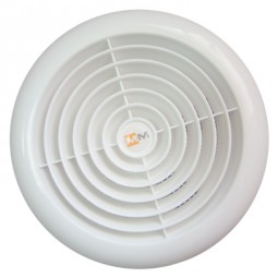 Вентилатор mm-p 100x105 кръгъл с клапа 3980 57.50лв
