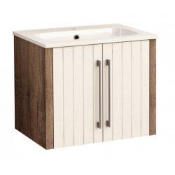 Шкаф за баня ICP6450 дървесен